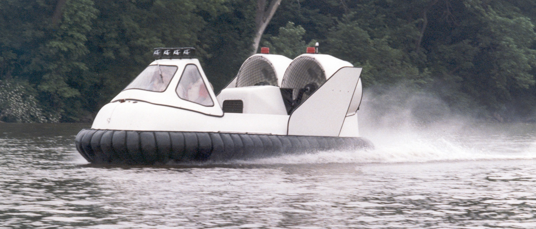 Hovertechincs Hoverguard 800 hovercraft