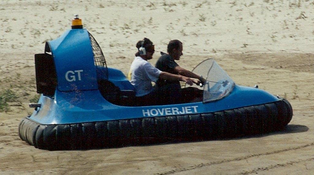 Hovertechnics Hoverjet GT hovercraft